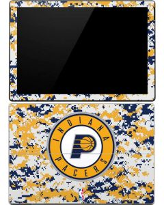 Indiana Pacers Digi Camo Surface Pro 4 Skin