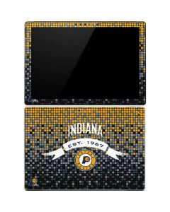 Indiana Pacers Digi Surface Pro 4 Skin