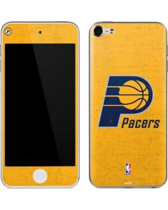Indiana Pacers Distressed Apple iPod Skin