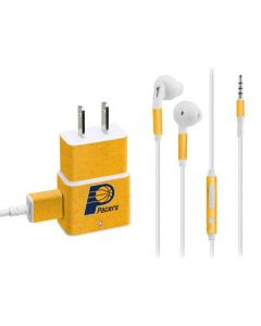 Indiana Pacers Distressed Phone Charger Skin