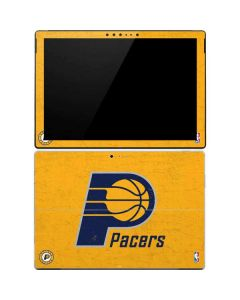 Indiana Pacers Distressed Surface Pro 4 Skin