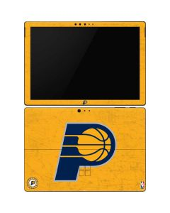 Indiana Pacers Distressed Surface Pro 6 Skin