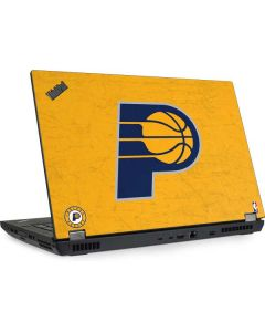 Indiana Pacers Distressed Lenovo ThinkPad Skin