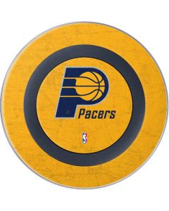 Indiana Pacers Distressed Wireless Charger Skin