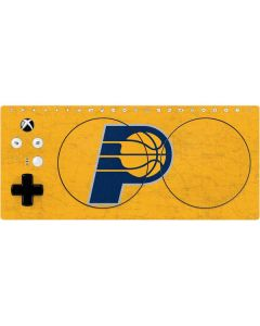 Indiana Pacers Distressed Xbox Adaptive Controller Skin