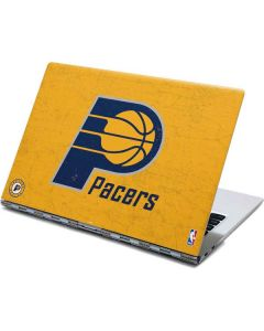 Indiana Pacers Distressed Yoga 910 2-in-1 14in Touch-Screen Skin