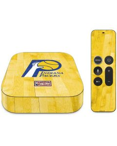 Indiana Pacers Hardwood Classics Apple TV Skin