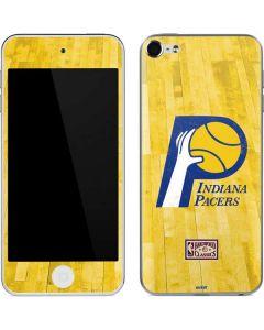 Indiana Pacers Hardwood Classics Apple iPod Skin