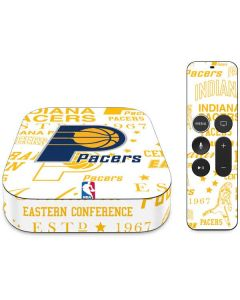 Indiana Pacers Historic Blast Apple TV Skin