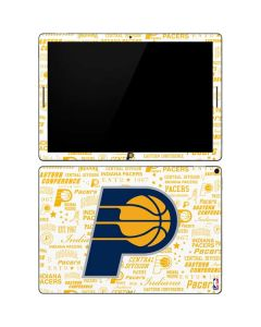 Indiana Pacers Historic Blast Google Pixel Slate Skin