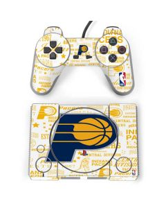 Indiana Pacers Historic Blast PlayStation Classic Bundle Skin