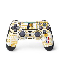 Indiana Pacers Historic Blast PS4 Pro/Slim Controller Skin
