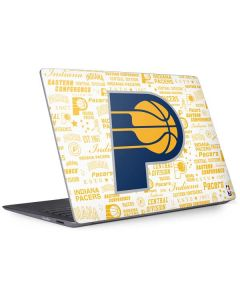 Indiana Pacers Historic Blast Surface Laptop 2 Skin