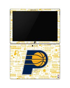 Indiana Pacers Historic Blast Surface Pro 6 Skin