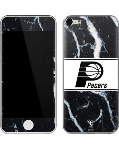 Indiana Pacers Marble Apple iPod Skin