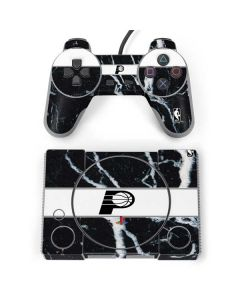 Indiana Pacers Marble PlayStation Classic Bundle Skin