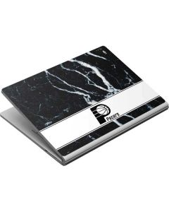 Indiana Pacers Marble Surface Book Skin