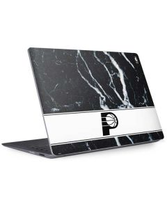 Indiana Pacers Marble Surface Laptop 2 Skin