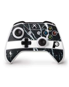 Indiana Pacers Marble Xbox One S Controller Skin