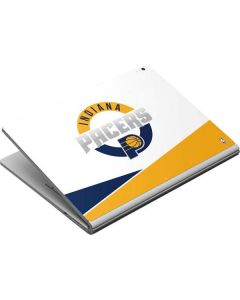 Indiana Pacers Split Surface Book Skin