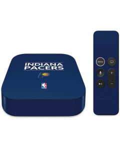 Indiana Pacers Standard - Blue Apple TV Skin