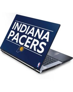 Indiana Pacers Standard - Blue Generic Laptop Skin