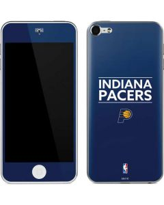 Indiana Pacers Standard - Blue Apple iPod Skin