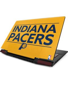Indiana Pacers Standard - Yellow Lenovo Ideapad Skin