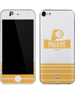 Indiana Pacers Static Apple iPod Skin