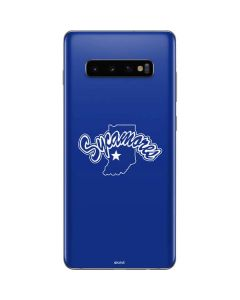 Indiana State Sycamores Galaxy S10 Plus Skin