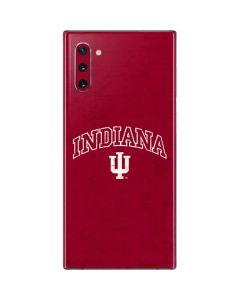 Indiana University Distressed Galaxy Note 10 Skin