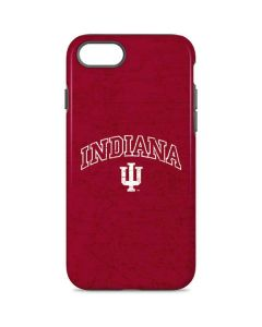 Indiana University Distressed iPhone 7 Pro Case