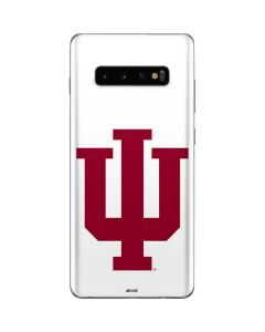 Indiana University Greek Symbol Galaxy S10 Plus Skin