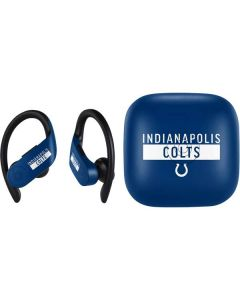 Indianapolis Colts Blue Performance Series PowerBeats Pro Skin