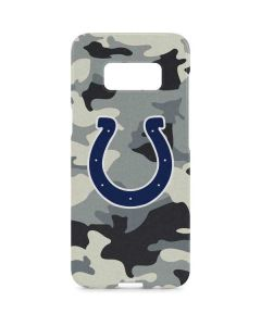 Indianapolis Colts Camo Galaxy S8 Plus Lite Case