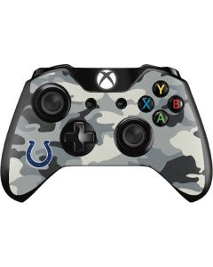 Indianapolis Colts Camo Xbox One Controller Skin