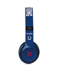 Indianapolis Colts Team Motto Beats Solo 3 Wireless Skin