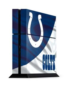 Indianapolis Colts PS4 Console Skin
