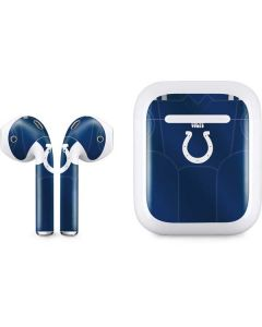 Indianapolis Colts Team Jersey Apple AirPods Skin