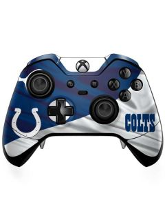 Indianapolis Colts Xbox One Elite Controller Skin