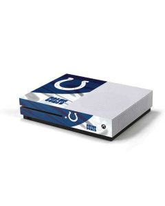 Indianapolis Colts Xbox One S Console Skin
