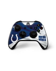 Indianapolis Colts Xbox One X Controller Skin