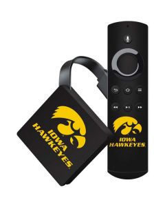 Iowa Hawkeyes Amazon Fire TV Skin