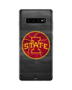 Iowa State Basketball Galaxy S10 Plus Skin