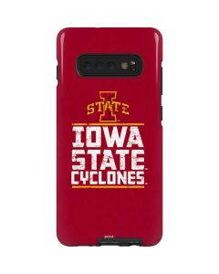 Iowa State Cyclones Galaxy S10 Plus Pro Case