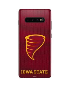 Iowa State Cyclones Galaxy S10 Plus Skin