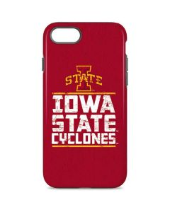 Iowa State Cyclones iPhone 7 Pro Case