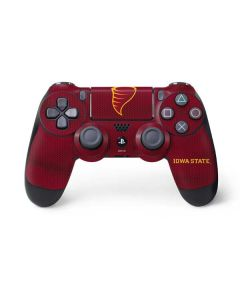 Iowa State Cyclones PS4 Controller Skin