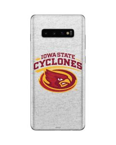 Iowa State Grey Galaxy S10 Plus Skin
