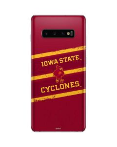 Iowa State Mascot Galaxy S10 Plus Skin